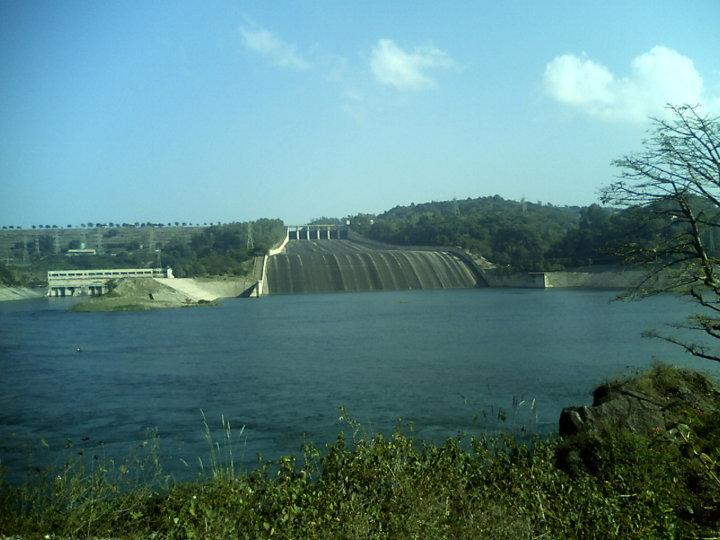 A Water dam Photograph