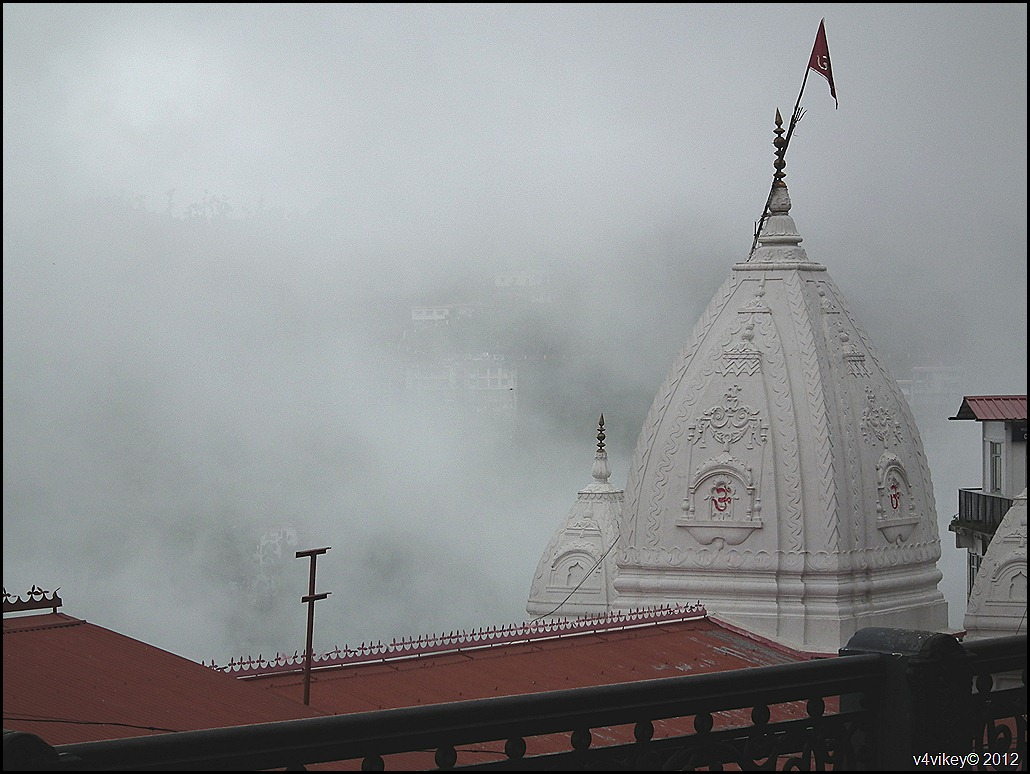temple of Mussoorie