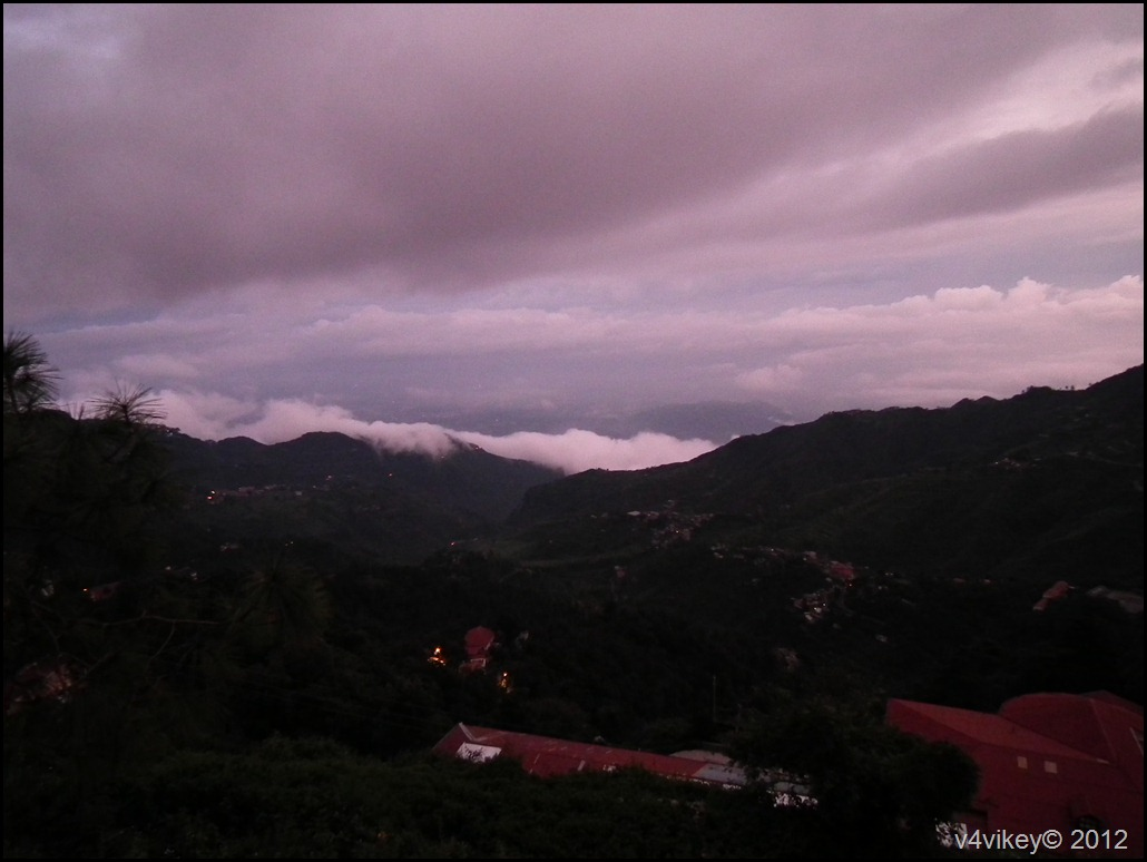photographs of Mussoorie