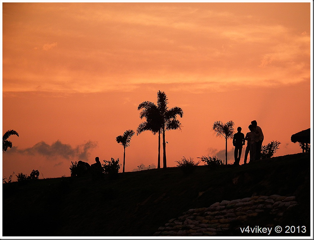 Beautiful Evening and sunset