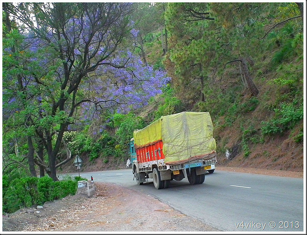 On the Highways of Himalaya