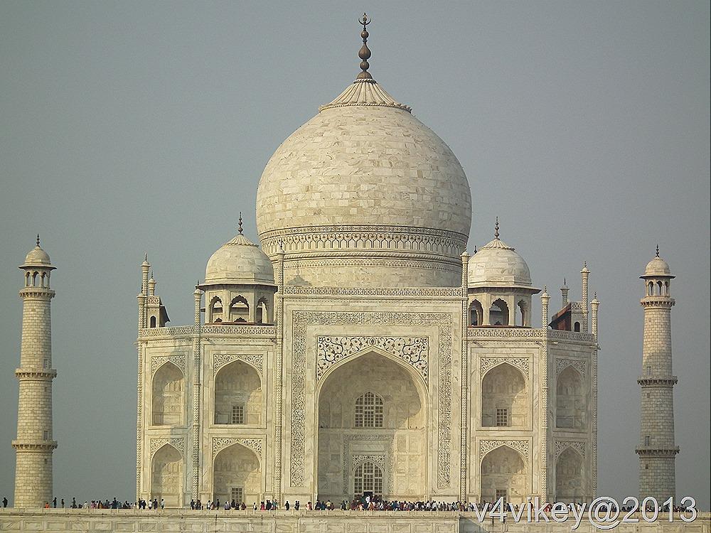 Tajmahal in Agra