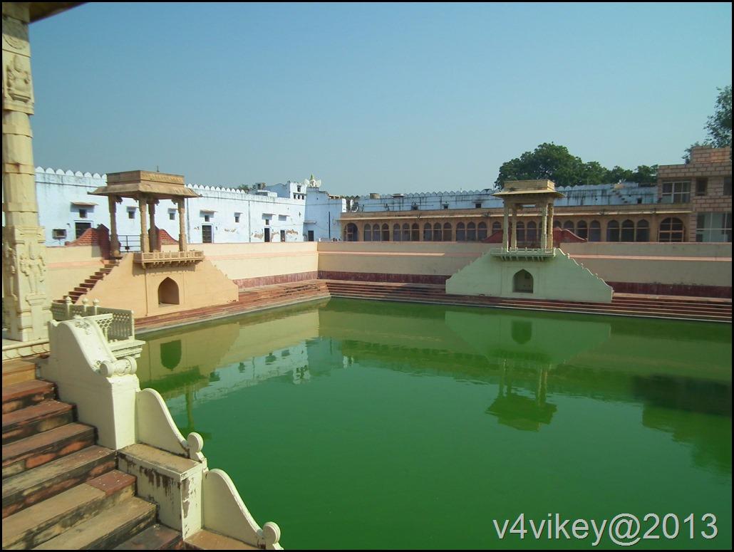 Pond of Sri Ranganatha (Rangaji) Temple