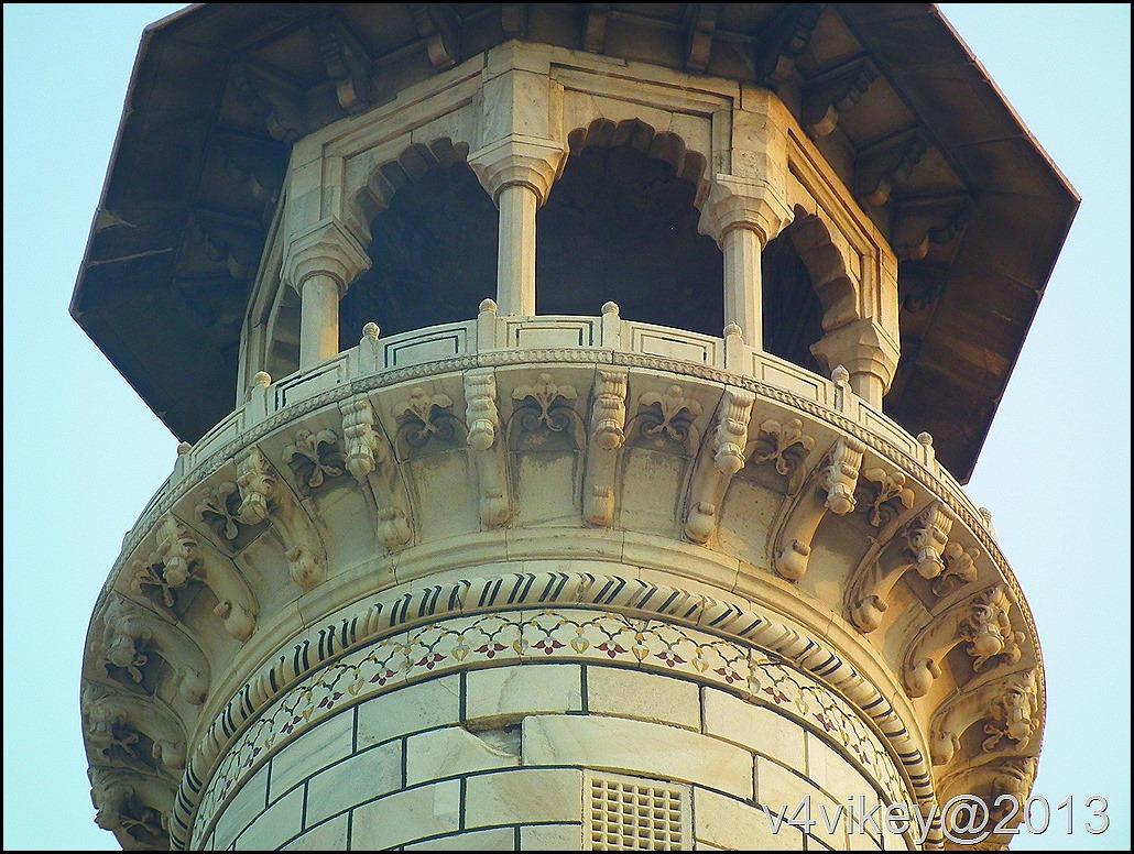 Tajmahal Minar Art